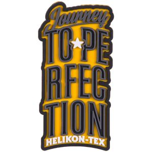 Helikon Journey Patch Yellow