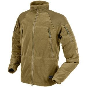 Helikon Stratus Heavy Fleece Jacket Coyote