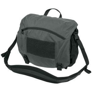 Helikon Urban Courier Bag Large Shadow Grey / Black