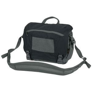 Helikon Urban Courier Bag Medium Black / Shadow Grey