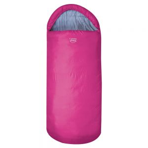Highlander Sleephaven Junior XL Sleeping Bag Fucshia