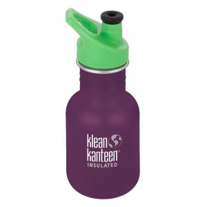 Kid Kanteen Sport 355ml Bottle with Sport Cap 3.0 Winter Plum
