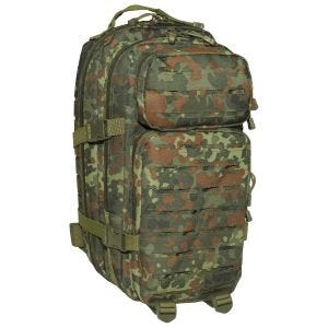 MFH Backpack Assault I Laser Flecktarn