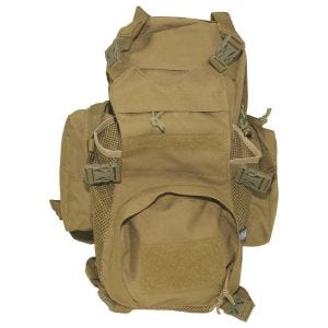 MFH Operations Backpack MOLLE Coyote Tan