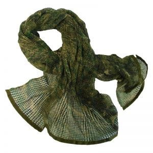 Mil-Tec Net Scarf Digital Woodland