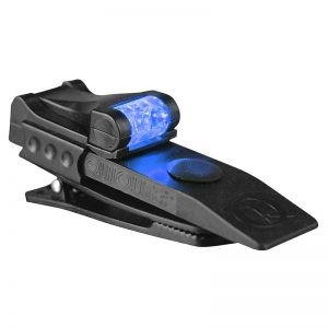 QuiqLite Pro White / Blue LED Flashlight