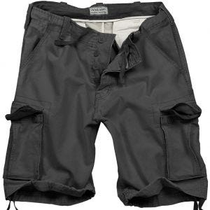 Surplus Vintage Shorts Washed Black