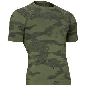 Tervel Optiline Light Tactical Shirt Short Sleeve Military / Grey