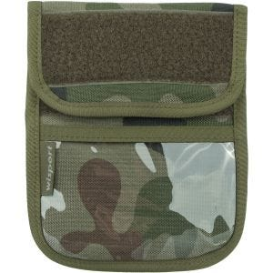 Wisport Patrol Neck ID Wallet Polish Woodland