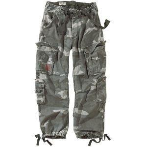 Surplus Airborne Vintage Trousers Night Camo