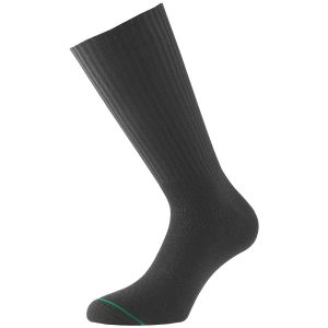 1000 Mile Combat Sock Black