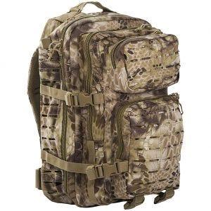 Mil-Tec US Assault Pack Large Laser Cut Mandra Tan