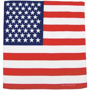 MFH Bandana Cotton US Flag