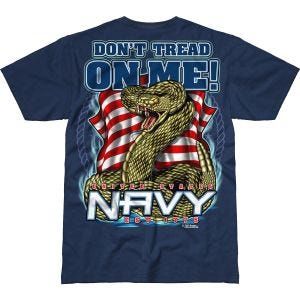 7.62 Design USN Don't Tread On Me Battlespace T-Shirt Navy