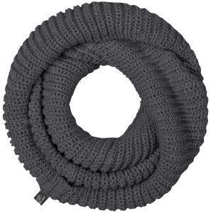 Brandit Scarf Loop Knitted Anthracite Melange