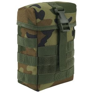 Brandit Fire MOLLE Pouch Woodland