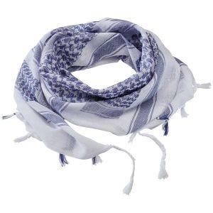 Brandit Shemag Scarf Blue / White