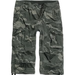 Brandit Urban Legend 3/4 Shorts Dark Camo