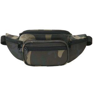 Brandit Waist Bag Dark Camo