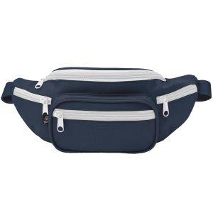 Brandit Waist Bag Navy / White