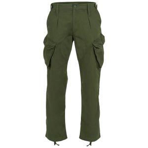 Highlander Delta Trousers Olive