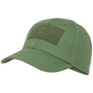 Highlander Tactical Cap Olive Green