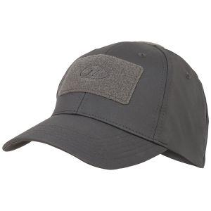 Highlander Tactical Cap Titanium Grey
