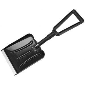Mil-Tec ABS Foldable Snow Shovel Black