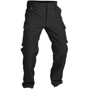 Mil-Tec Explorer Soft Shell Pants Black