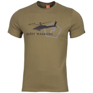 Pentagon Ageron Helicopter T-Shirt Coyote