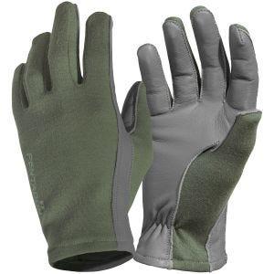 Pentagon Short Cuff Pilot Gloves Olive