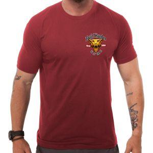 7.62 Design USMC Devil Dog T-shirt Red
