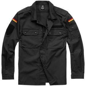 Brandit BW Field Tunic Black