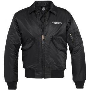 Brandit Security CWU Jacket Black