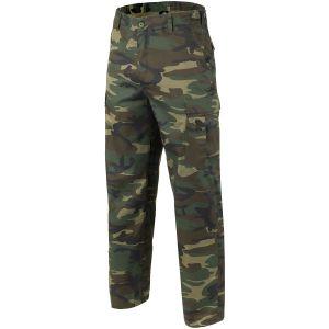 Brandit US Ranger Trousers Woodland