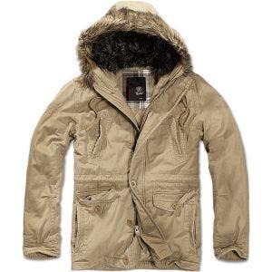 Brandit Vintage Explorer Jacket Camel