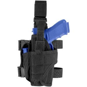 Condor Left Leg Holster Black