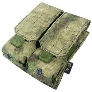 Flyye Double M4/M16 Magazine Pouch MOLLE A-TACS FG