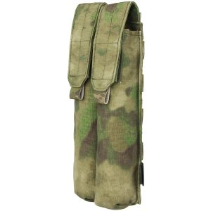 Flyye Double P90/UMP Magazine Pouch MOLLE A-TACS FG