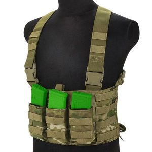 Flyye LAW ENF Chest Rig MultiCam