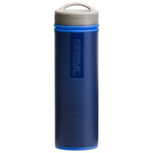 GRAYL Ultralight Water Purifier Bottle + Filter Blue