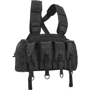 Hazard 4 Frontline Assault Rifle Loadout Chest Rig Black