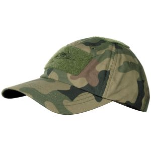 Helikon Tactical Baseball Cap Polish Woodland
