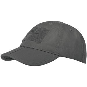 Helikon Baseball Foldable Cap Shadow Grey