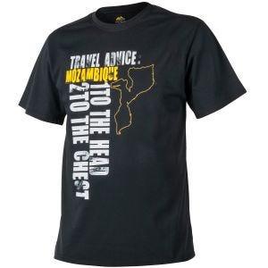 Helikon Travel Advice: Mozambique T-shirt Black