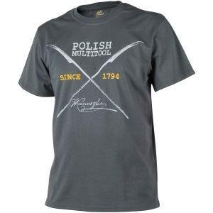Helikon Polish Multitool T-shirt Shadow Grey