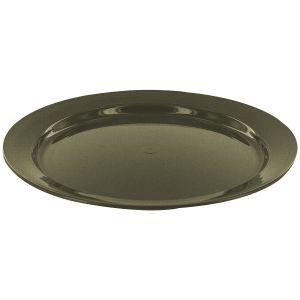 Highlander 24cm Flat Plate Olive