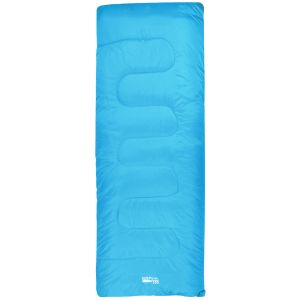 Highlander Sleepline 250 Envelope Sleeping Bag Azure