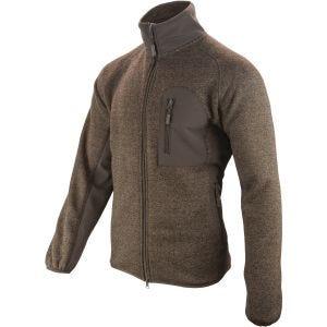 Jack Pyke Weardale Knitted Jacket Brown