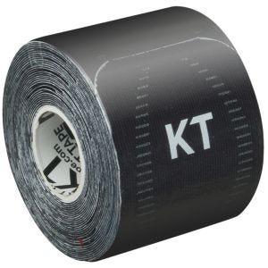 "KT Tape Consumer Synthetic Pro Precut 10"" Jet Black"